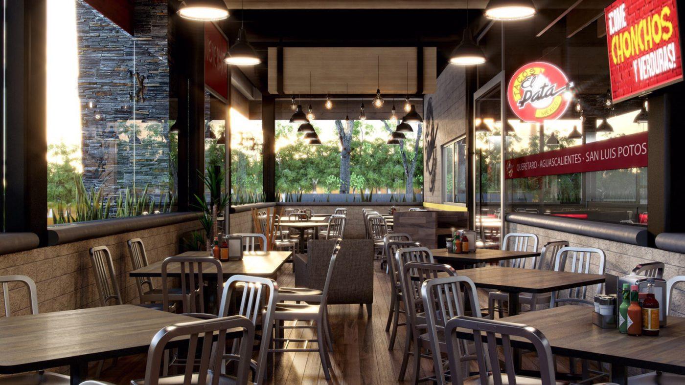 RESTAURANTE TACOS EL PATA - Fabrica de Restaurantes